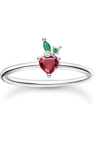 Thomas Sabo Damen Ringe - Ring Erdbeere silber