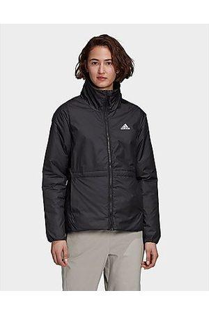 adidas Damen Winterjacken - BSC 3-Streifen Insulated Winterjacke - - Damen