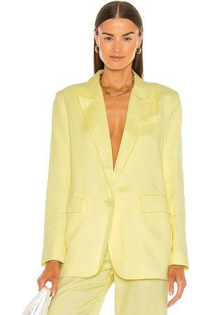 Bardot Damen Blazer & Sakkos - Summer Linen Blazer in . Size S, XS, M.