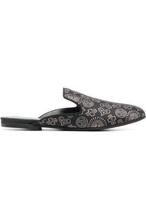 10 CORSO COMO X The Merchant of Florence Woodstock Mules
