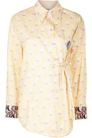 Chloé Damen Blusen - Oversized-Hemd