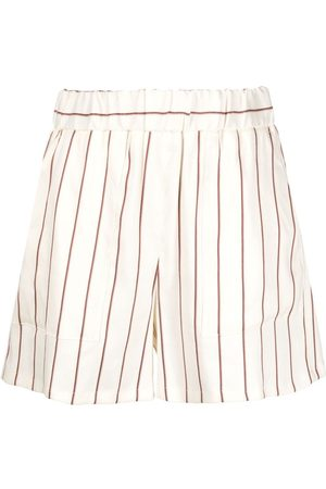 Closed Damen Shorts - Gestreifte Shorts