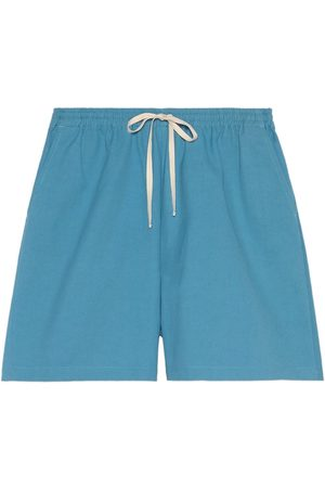 Gucci Bestickte Shorts