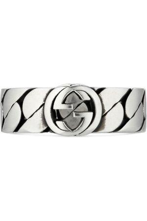 Gucci Ring mit verschlungenem GG