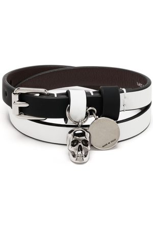 Alexander McQueen Gewickeltes Armband