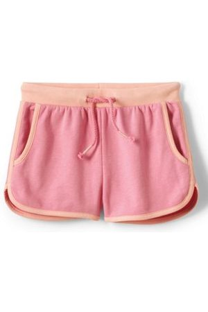 Lands' End French Terry Shorts, Größe: 98/104, Pink, Jersey, by Lands' End