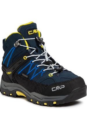 CMP Rigel Mid Trekking Shoes Wp 3Q12944 Cosmo/Lemonade 08NE