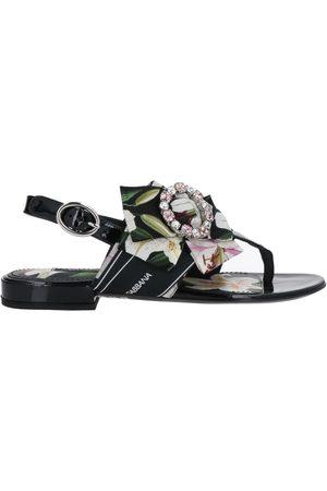 Dolce & Gabbana SCHUHE - Zehentrenner
