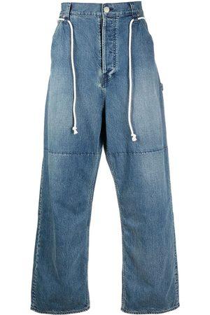 AMBUSH Jeans mit weitem Bein