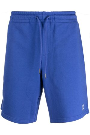 Daily paper Damen Sport BHs - Bestickte Shorts mit Kordelzug