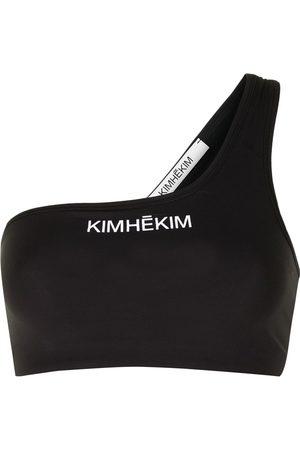 KIMHEKIM One-shoulder sports bra
