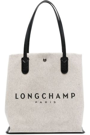 Longchamp Shopper mit Logo-Print