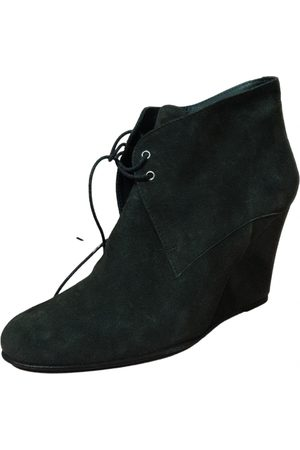 Surface to Air \N Stiefeletten in Leder