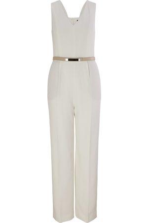 comma Damen Jumpsuits - Doubleface-Overall