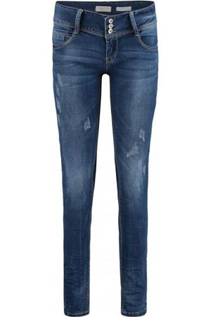 Hailys Damen Cropped - Camila Jeans