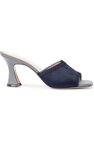 Madison.Maison Damen Clogs & Pantoletten - Mules mit Design-Absatz