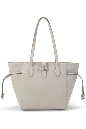 TOM TAILOR Damen Geldbörsen & Etuis - Jasmin Shopper mit Dekoverschluss, off white /