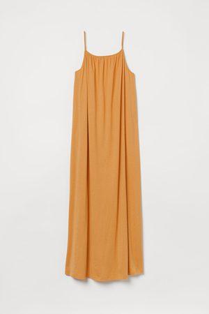 H&M Damen Trägerkleider - Langes Trägerkleid
