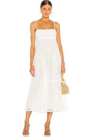 Bardot Damen Kleider - Broderie Flow Dress in . Size S, XS, M.
