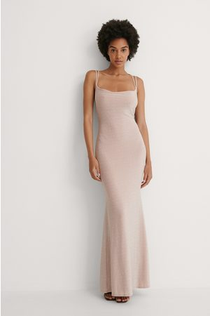 Curated Styles Maxikleid - Pink