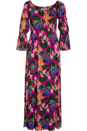 Diane von Furstenberg Freizeitkleider - Off-Shoulder-Kleid Cheryl Mit 3/4-Arm