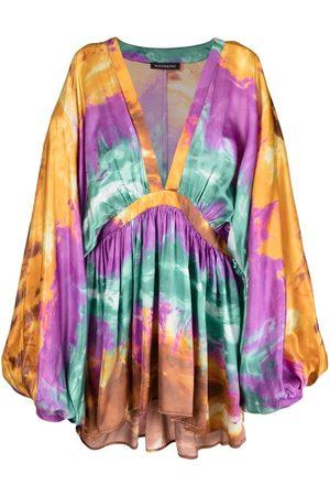 WANDERING Damen Freizeitkleider - Kleid mit Print