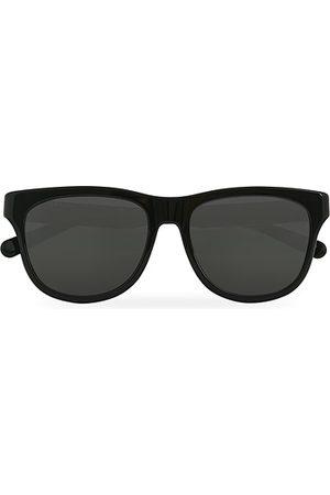 Gucci GG0980S Sunglasses Black/Grey