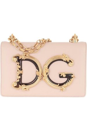 Dolce & Gabbana Crossbody Bags Girls Crossbody Bag pink