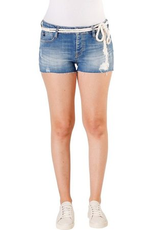 Le Temps des Cerises Shorts »LOLA« mit trendigem Seil-Gürtel