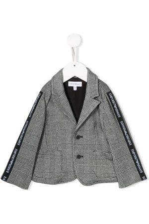 Emporio Armani Blazer & Sakkos - Blazer mit Logo-Streifen