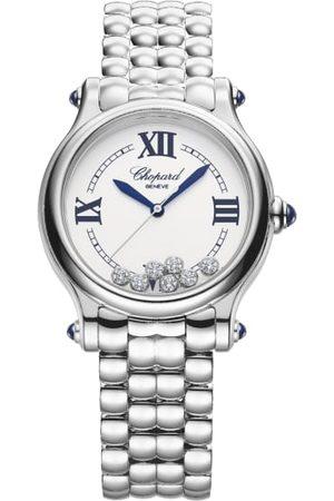 Chopard Sport BHs - Uhr Happy Sport Uhr Mit 33 Mm Gehäuse, Automatik, Edelstahl Und Diamanten