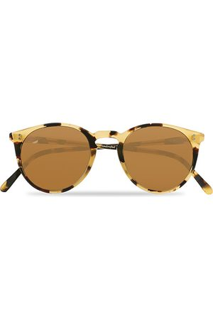 Oliver Peoples Herren Sonnenbrillen - O'Malley Sunglasses True Brown