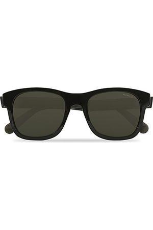 Moncler Lunettes Herren Sonnenbrillen - ML0192 Sunglasses Black/Smoke Polarized