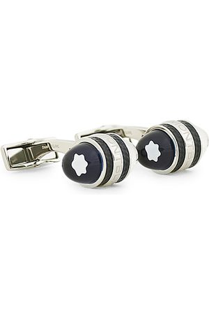 Mont Blanc Steel Lacquer SAW Cufflinks