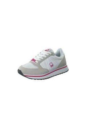 Benetton Word NYX Plateau Sneaker Damen