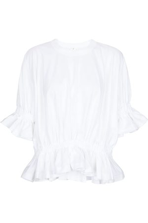 NOIR KEI NINOMIYA Damen Tops & T-Shirts - Top aus Baumwolle