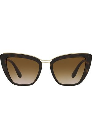 Dolce & Gabbana Sonnenbrille mit Cat-Eye-Gestell