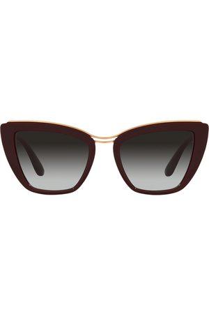 Dolce & Gabbana DG Amore Cat-Eye-Sonnenbrille