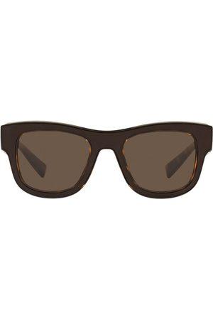 Dolce & Gabbana Eyewear Sonnenbrille mit eckigem Gestell