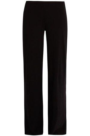 Skin Double-layer Pima-cotton Pyjama Trousers