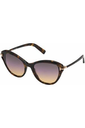 Tom Ford Damen Sonnenbrillen - Sonnenbrille braun