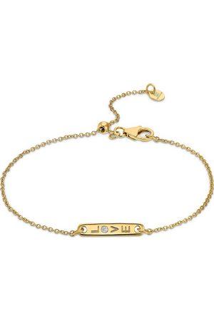 Guido Maria Kretschmer Jewellery Guido Maria Kretschmer Damen-Armband 925er Silber 1 Diamant '