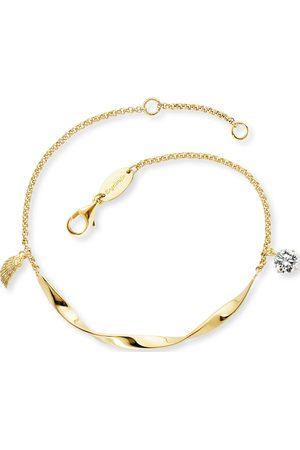 Engelsrufer Damen-Armband 925er Silber Zirkonia '