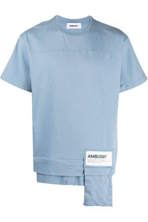 AMBUSH T-Shirt mit Logo-Patch