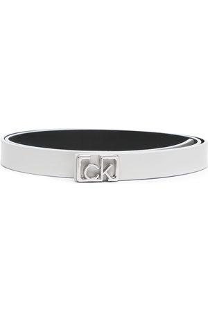 Calvin Klein Gürtel mit Logo-Schnalle