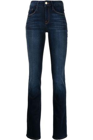 Frame Le Mini Bootcut-Jeans