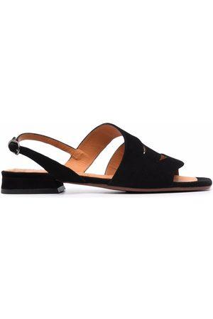 Chie Mihara Damen Sandalen - Tedan Sandalen aus Wildleder