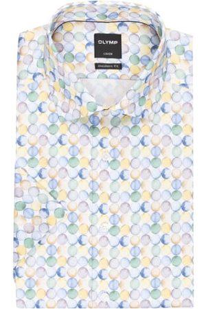 Olymp Herren Business - Hemd Luxor Modern Fit gelb