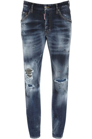 "Dsquared2 14cm Jeans Aus Baumwolldenim ""super Twinky"""