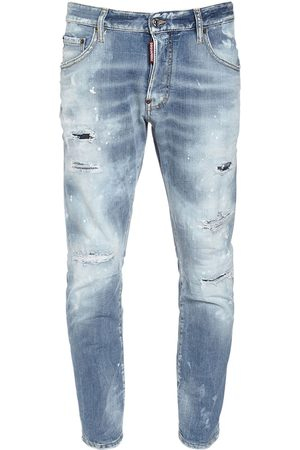 "Dsquared2 16.5cm Jeans Aus Baumwolldenim ""skater"""